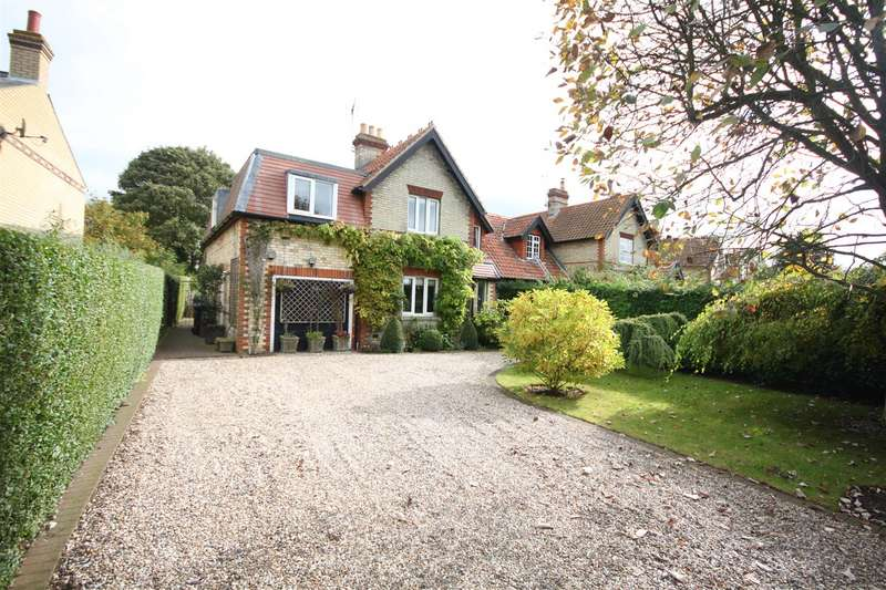 4 Bedrooms Semi Detached House for sale in High Street, Stetchworth, Newmarket