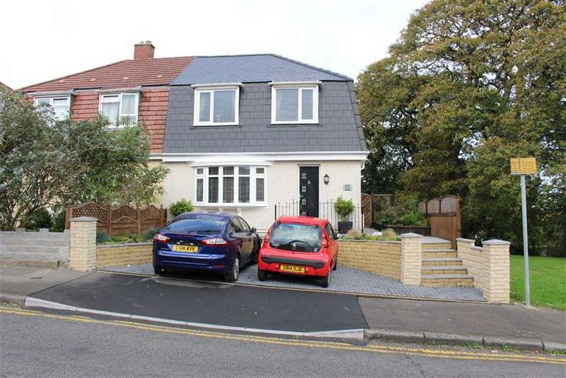 3 Bedrooms Semi Detached House for sale in Park Road, Gowerton