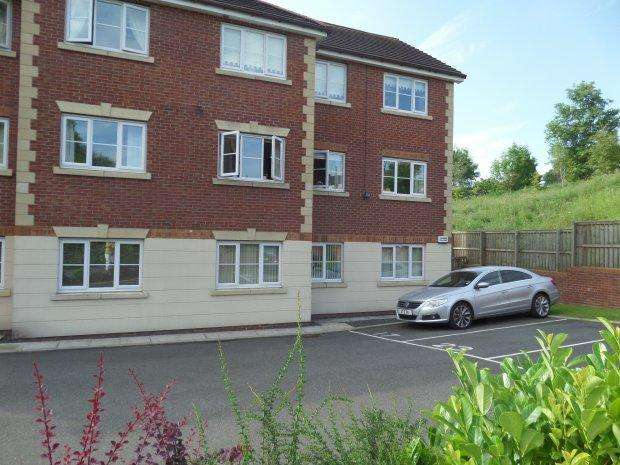 2 Bedrooms Ground Flat for sale in AINTREE DRIVE, BISHOP AUCKLAND, BISHOP AUCKLAND