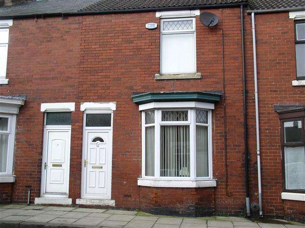 2 Bedrooms Terraced House for sale in PEARL STREET, SHILDON, BISHOP AUCKLAND