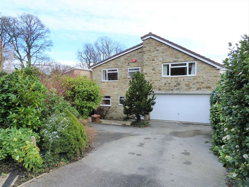 5 Bedrooms Detached House for sale in The Crofts, Farnhill
