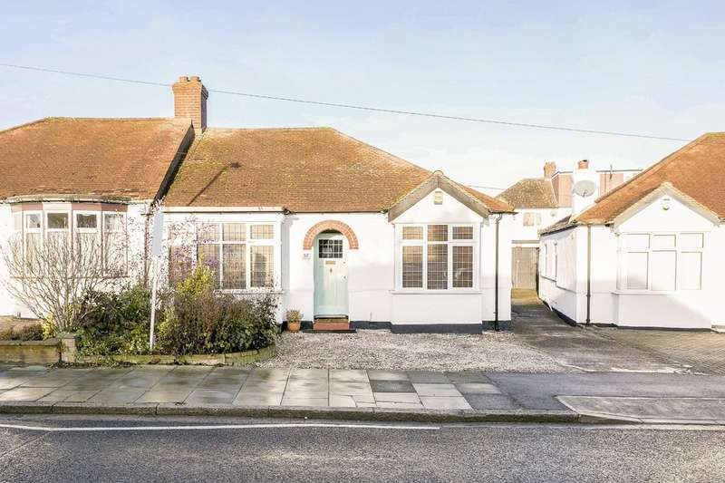 2 Bedrooms Detached Bungalow for sale in Hillview Road, Chislehurst