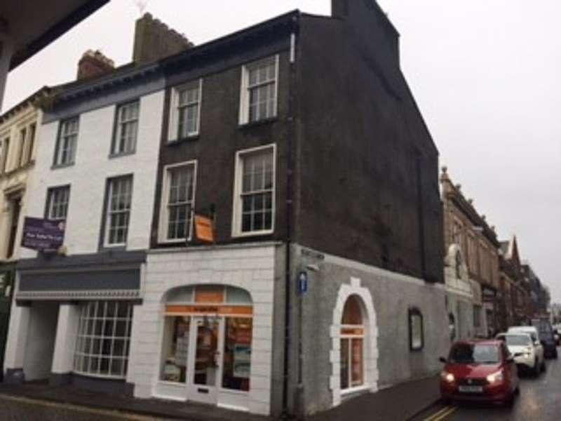 1 Bedroom Flat for sale in Market Street, Ulverston