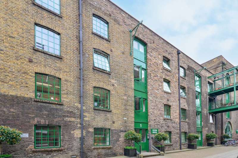4 Bedrooms Penthouse Flat for sale in Maidstone Buildings Mews, London Bridge, SE1