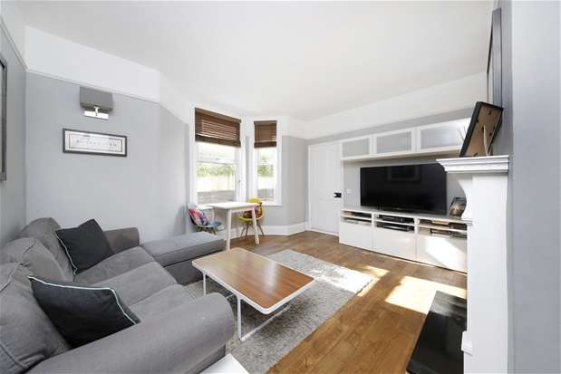 2 Bedrooms Maisonette Flat for sale in Farren Road, Forest Hill