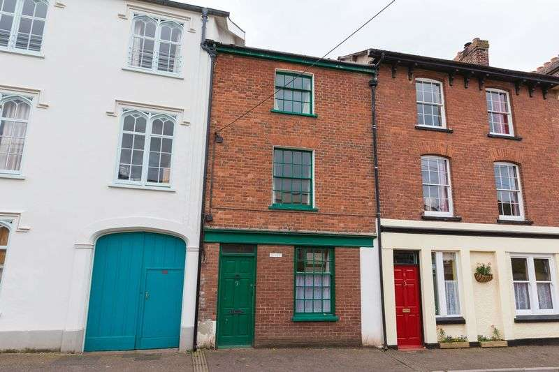 3 Bedrooms Property for sale in Parliament Street, Crediton