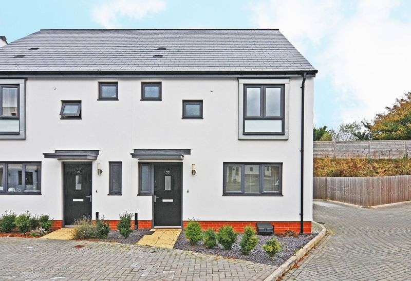 3 Bedrooms Property for sale in Milbury Farm Meadow Exminster, Exeter