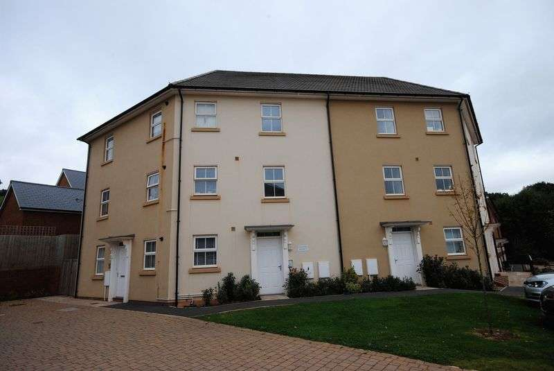 2 Bedrooms Property for sale in Old Park Avenue, Exeter