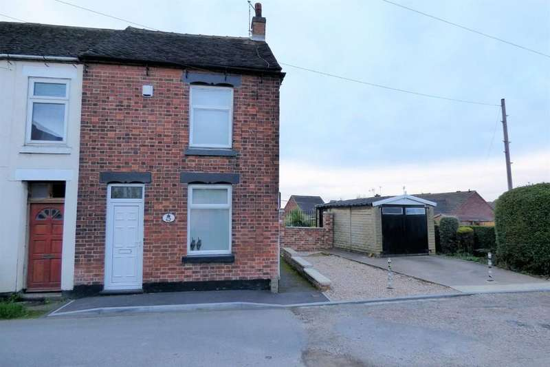 2 Bedrooms End Of Terrace House for sale in John Street , Newhall