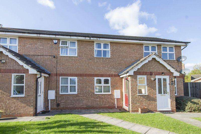 2 Bedrooms Apartment Flat for sale in IVERNIA CLOSE, SUNNYHILL