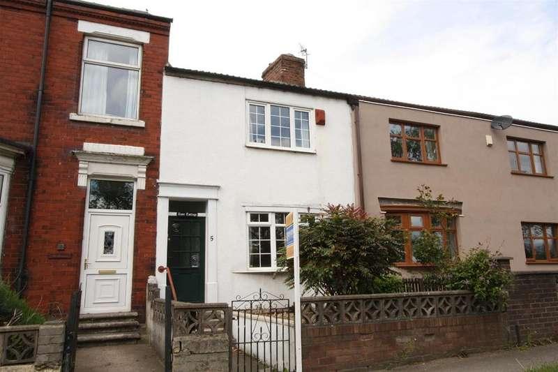 2 Bedrooms Terraced House for rent in Rose Cottage Harrowgate Village, Darlington