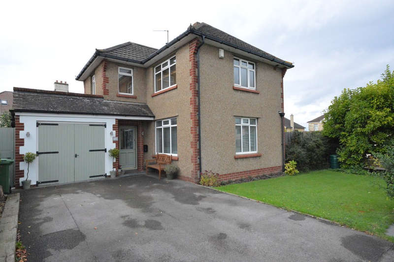 4 Bedrooms Detached House for sale in Hills Close, Keynsham, BS31