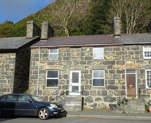 2 Bedrooms End Of Terrace House for sale in 9 High Street, Tremadog, Porthmadog LL49