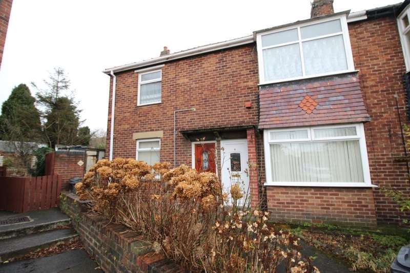 2 Bedrooms Flat for sale in Thorncliffe Place, North Shields, NE29