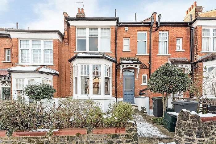 4 Bedrooms Terraced House for sale in Collingwood Avenue, London, N10