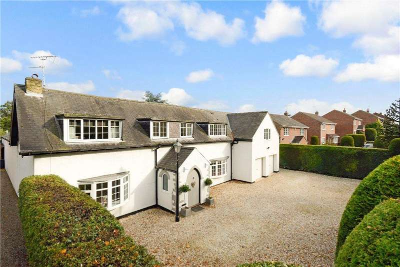 5 Bedrooms Detached House for sale in Wighill Lane, Tadcaster