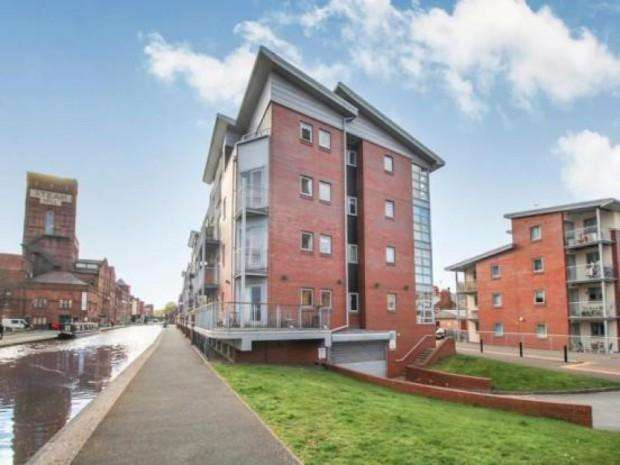 1 Bedroom Apartment Flat for sale in Shot Tower Close, Chester, CH1