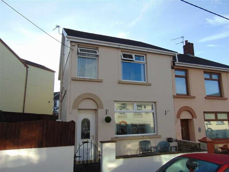 3 Bedrooms End Of Terrace House for sale in Jenkin Street, Abercynon, Rhondda Cynon Taff