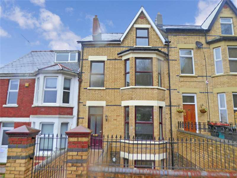 4 Bedrooms Property for sale in Kensington Place Newport NP19