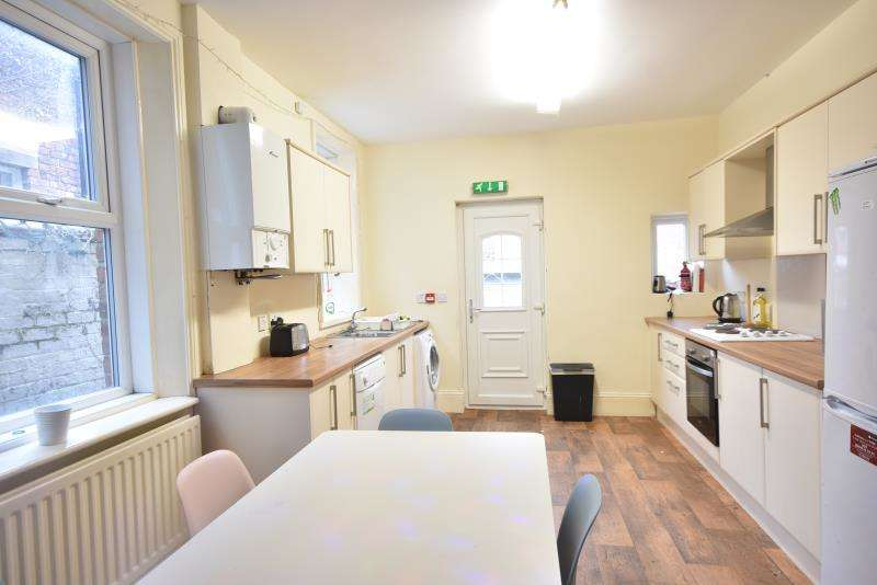 6 Bedrooms Terraced House for sale in Fern Avenue, Jesmond, Newcastle Upon Tyne