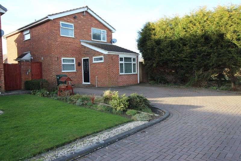 4 Bedrooms Detached House for sale in Merryfield Way, Walsgrave, Coventry, CV2 2NS
