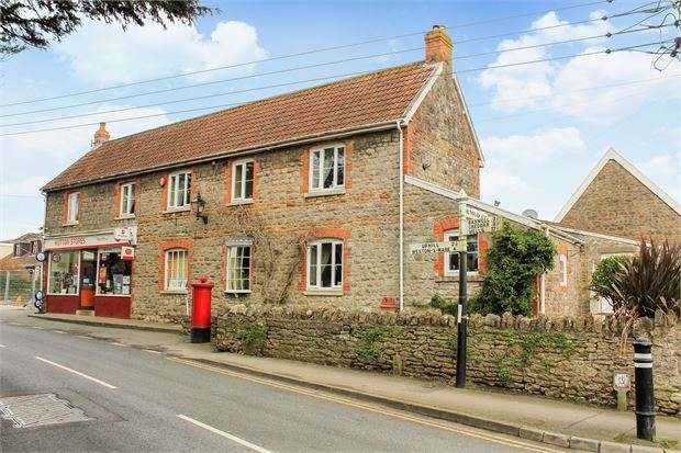 4 Bedrooms Detached House for sale in Main Road, Hutton, Weston-super-Mare, North Somerset. BS24 9QQ