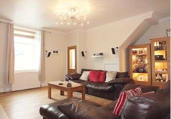 3 Bedrooms End Of Terrace House for sale in Caroline Cottages, Newcastle upon Tyne, NE5 2TD