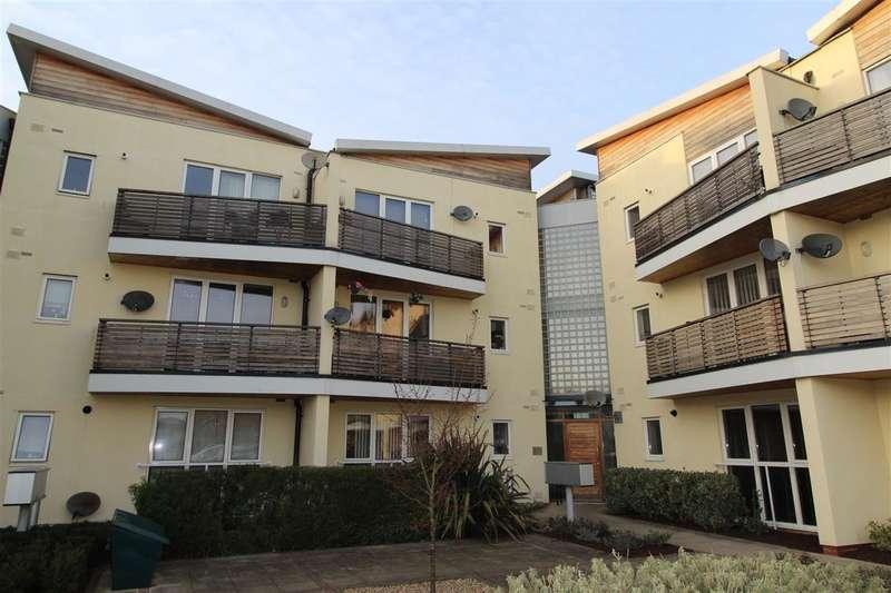 2 Bedrooms Apartment Flat for sale in Hening Avenue, Ipswich