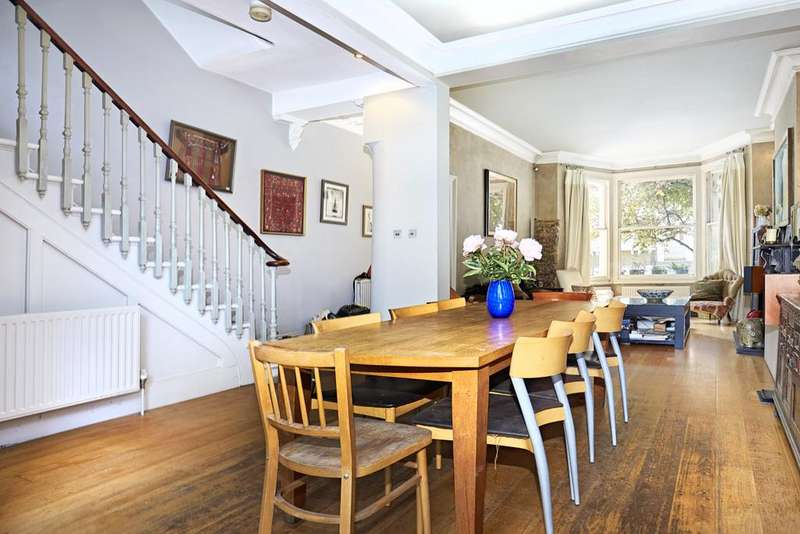 5 Bedrooms Detached House for sale in Sterndale Road, Brook Green, London W14