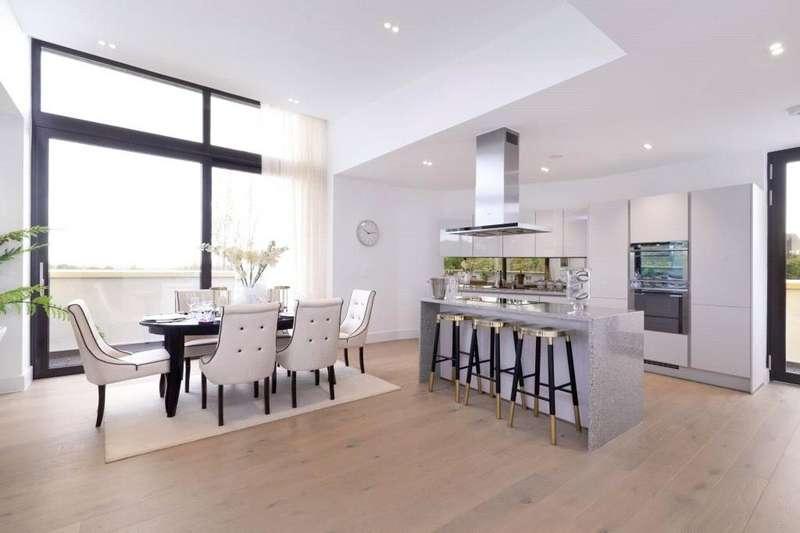 3 Bedrooms Penthouse Flat for sale in Aylmer Road, Highgate, London, N2