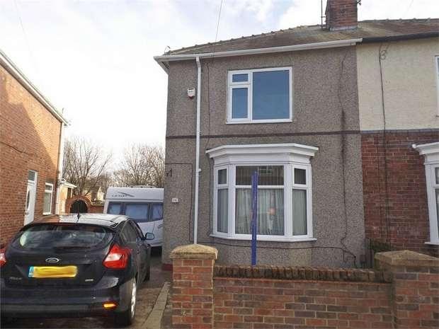 2 Bedrooms Semi Detached House for sale in Davison Road, Darlington, Durham