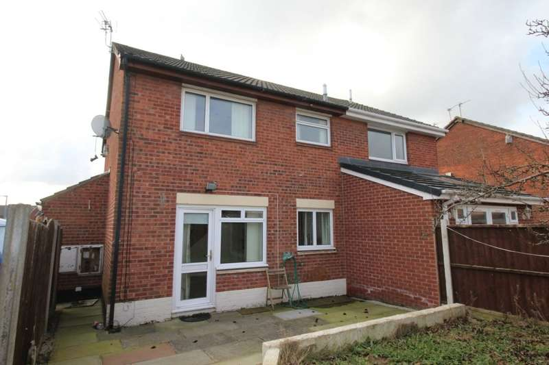 1 Bedroom Terraced House for sale in Whernside, Widnes, WA8