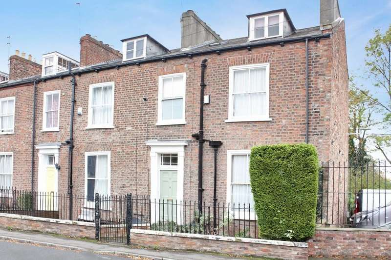 4 Bedrooms End Of Terrace House for sale in Union Terrace, York