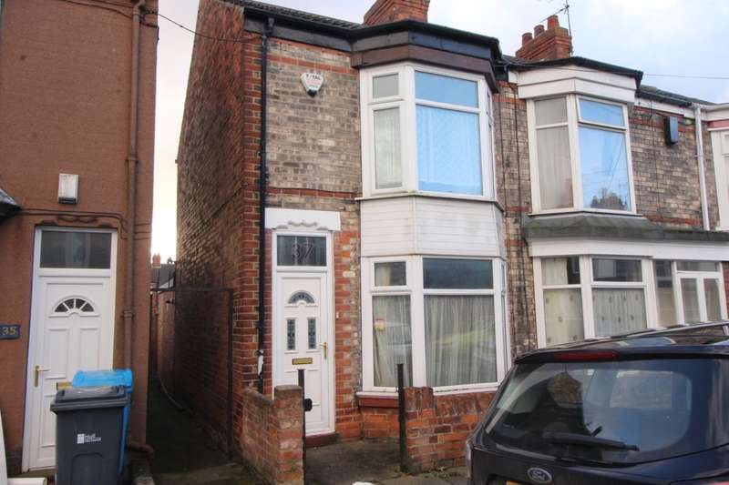 2 Bedrooms Terraced House for sale in Manvers Street, Hull, HU5