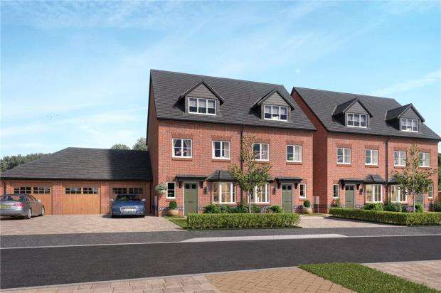 3 Bedrooms Semi Detached House for sale in Highlands Park, Highlands Lane, Henley-On-Thames