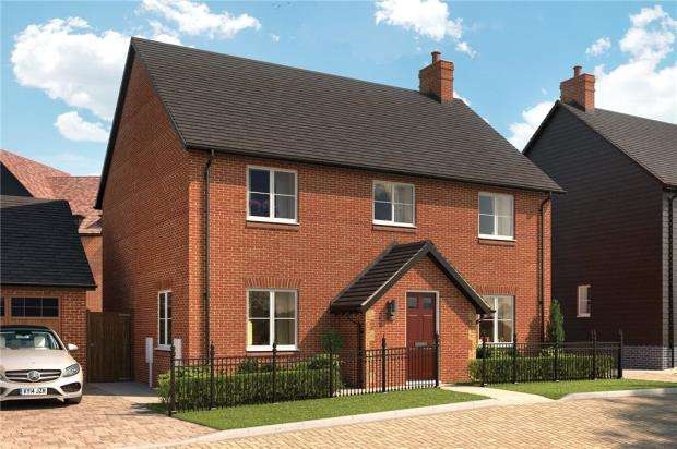 4 Bedrooms Detached House for sale in Highlands Park, Highlands Lane, Henley-On-Thames