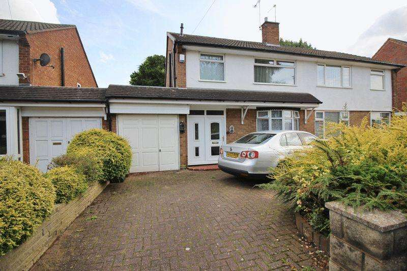 3 Bedrooms Semi Detached House for sale in Stafford Road, Oxley, Wolverhampton