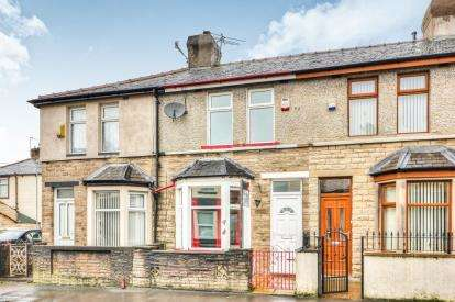 3 Bedrooms Terraced House for sale in Lyndhurst Road, Burnley, Lancashire, BB10