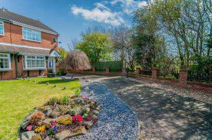 3 Bedrooms Semi Detached House for sale in April Rise, Bootle, Liverpool, Merseyside, L30