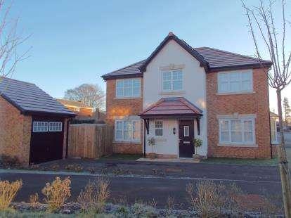 4 Bedrooms Detached House for sale in Forest Grove, Barton, Preston, Lancashire, PR3