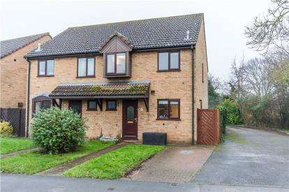 2 Bedrooms Semi Detached House for sale in Waterbeach, Cambridge