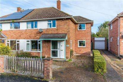 4 Bedrooms Semi Detached House for sale in Girton, Cambridge