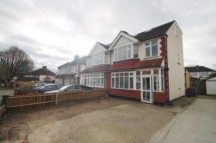 4 Bedrooms Semi Detached House for sale in Gander Green Lane, Sutton, Surrey, Greater London