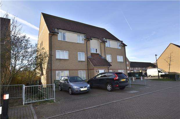 2 Bedrooms Flat for sale in Meteor Way, WALLINGTON, Surrey, SM6 9JH