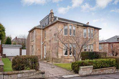 4 Bedrooms Semi Detached House for sale in Whitefield Avenue, Cambuslang