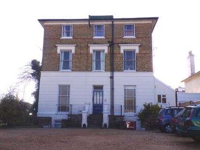 1 Bedroom Flat for sale in 23 Bellevue Rd, Ryde, Isle Of Wight