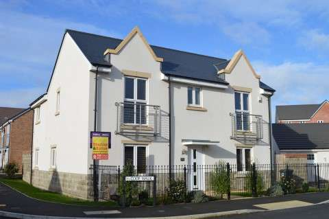 4 Bedrooms Detached House for sale in Cody Walk, Haywood Village, Weston-super-Mare