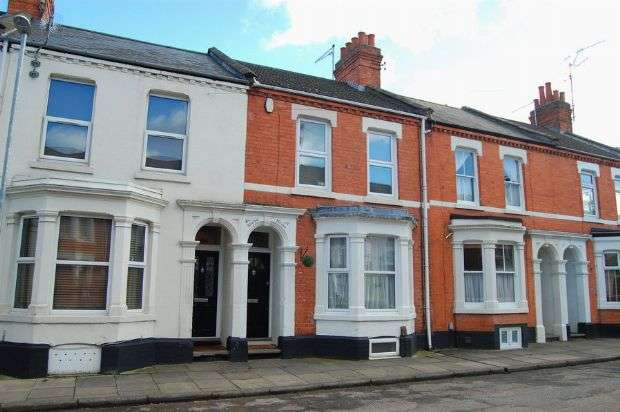 3 Bedrooms Terraced House for sale in Holly Road, Abington, Northampton NN1 4QP