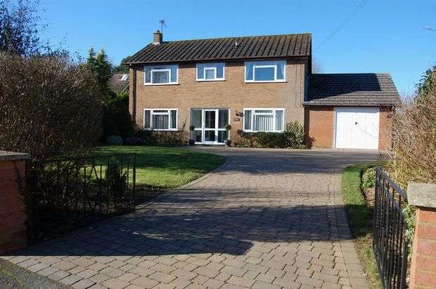 4 Bedrooms Detached House for sale in Stanford Close, Cold Ashby, Northampton NN6 6EW