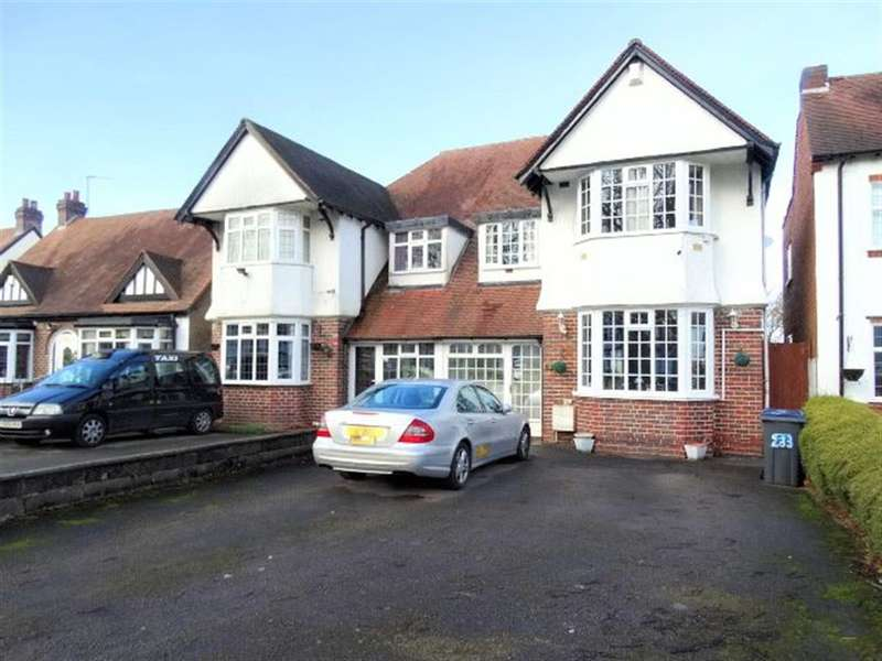 4 Bedrooms Semi Detached House for sale in Highfield Road, Hall Green, Birmingham, B28 0BT